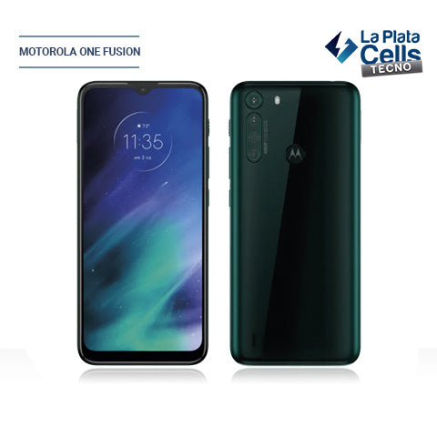 Motorola One Fusion - 64 gb (EXHIBICION)