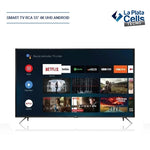 "SMART TV RCA 55"" 4K UHD ANDROID (X55ANDTV)"