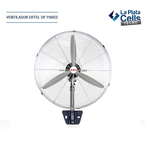 "Ventilador Eiffel 28"" PARED DF-65P"
