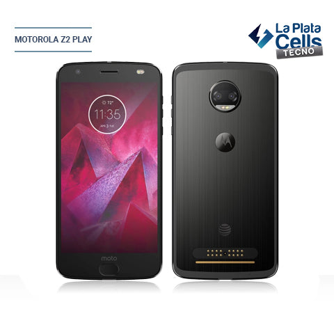 Motorola Z2 Play - 64gb (EXHIBICION)