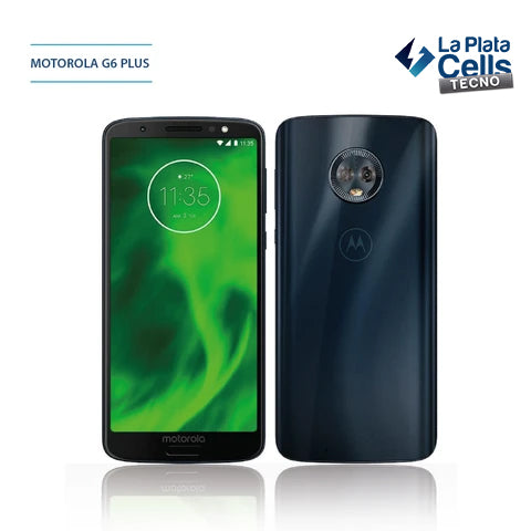 Motorola G6 Plus - 64 gb (EXHIBICION)