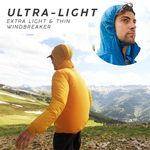 Windbreaker Jacket - Ultra-Licht & Regenbestendig