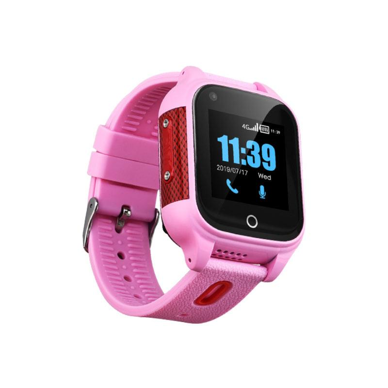4G Kids GPS Tracker Watch