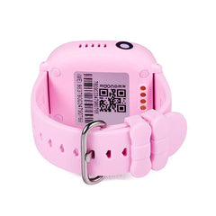Waterproof GPS Tracker Watch<br>(with Side Camera)