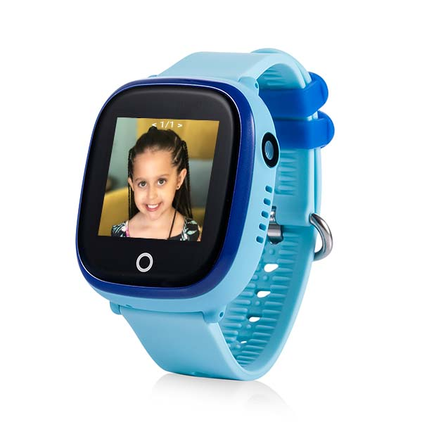 2G Waterproof GPS Tracker Watch<br>(with Side Camera)