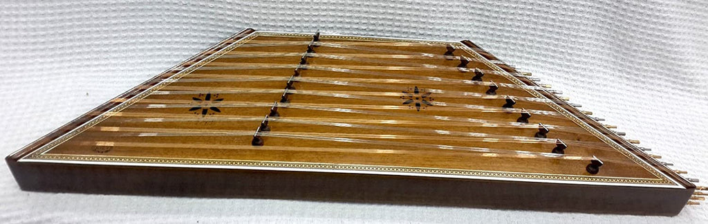Persian Santoor, Santur, Dulcimer with Hard Case