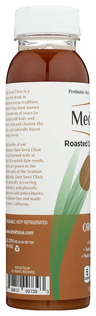 Medidate, Elixir Date Seed Roasted Original, 10 Ounce