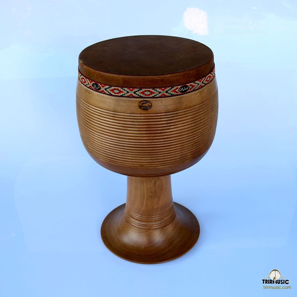 Quality Persian Shirani Tonbak Tombak Zarb Drum With Soft Case SHZ-206