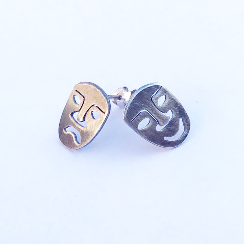Faces Earring || گوشواره چهره ها - Iroonibazaar