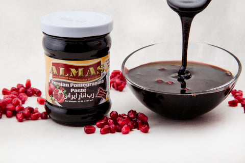 PERSIAN POMEGRANATE PASTE || رب انار - Iroonibazaar