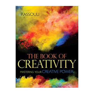 BOOK OF CREATIVITY - Mastering Your Creative Power || کتاب خلاقیت - Iroonibazaar