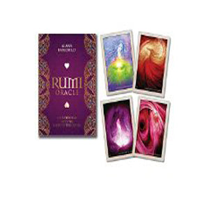 RUMI ORACLE - An Invitation into the Heart of the Divine || کتاب اوراکل رومی - Iroonibazaar