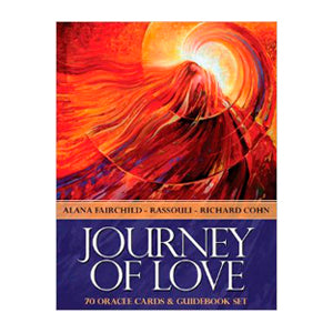 JOURNEY OF LOVE ORACLE CARDS || کارت های سفر عشق - Iroonibazaar