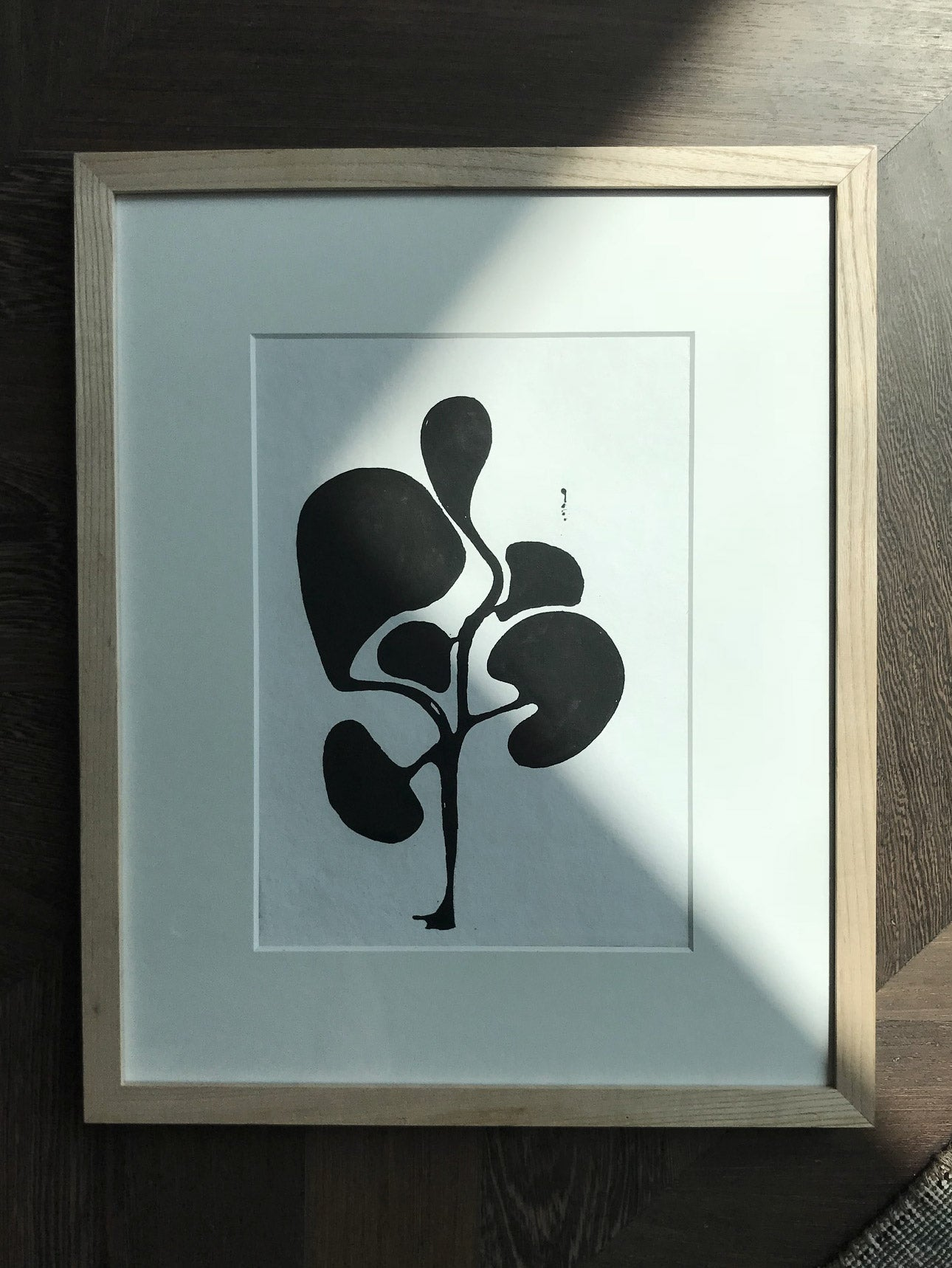 The Tree of Life // 6 I framed