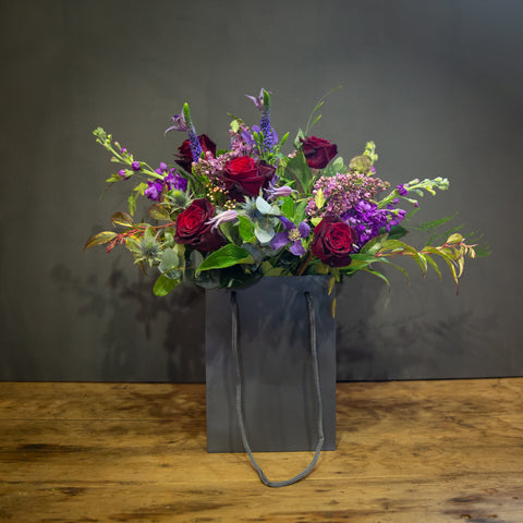 £55 Wild + Romantic Bouquet