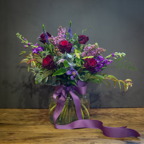 £75 Wild + Romantic Bouquet
