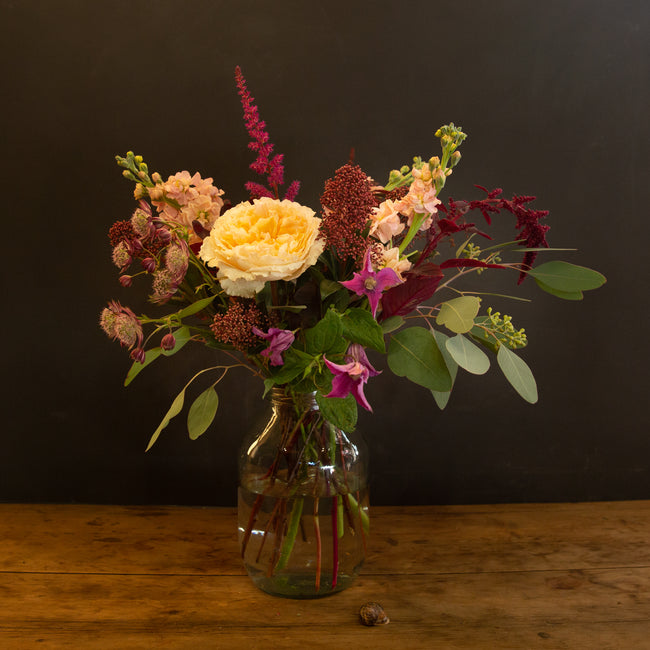 £35 Willow Garden Favourites Bouquet