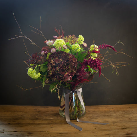 £75 Nature's Design Bouquet