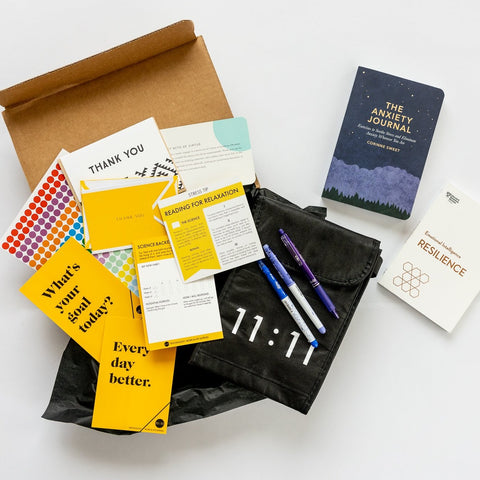 Self Care Mystery Box - 11:11 Supply