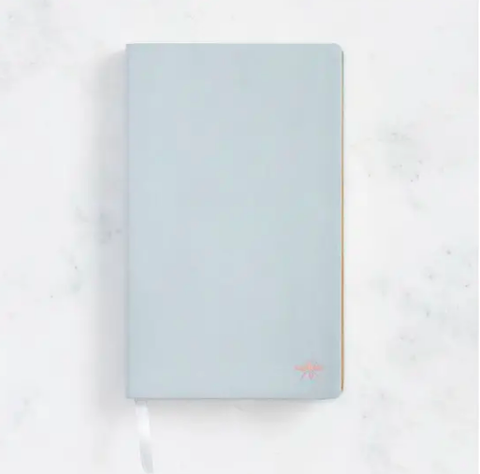 Slim Gold Wasp Blank A5 Notebook - 11:11 Supply