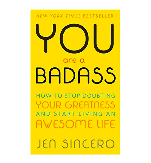 You are a Badass Book Paperback - 11:11 Supply