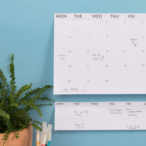 Monthly Sticky Sheets - 11:11 Supply