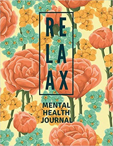 Relax Mental Health Journal - 11:11 Supply