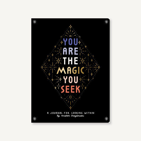 You are the Magic You Seek Journal - 11:11 Supply