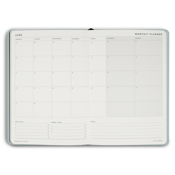 2021 Weekly Planner - 11:11 Supply
