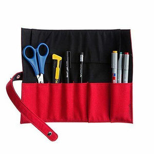 Canvas Roll Pen Case - 11:11 Supply