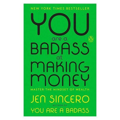 You Are a Badass at Making Money Paperback - 11:11 Supply