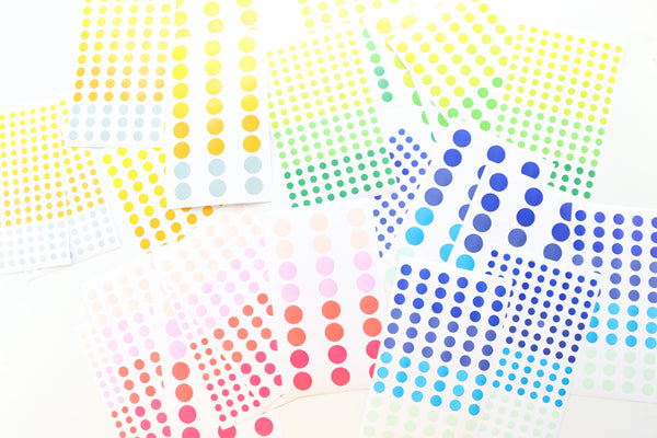 Dot Sticker Exploration Set - 11:11 Supply