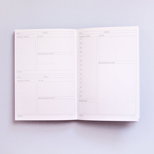 Daily Planners - 11:11 Supply