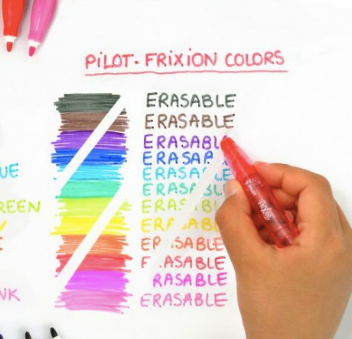 Frixion Magic Erasable Markers - 11:11 Supply