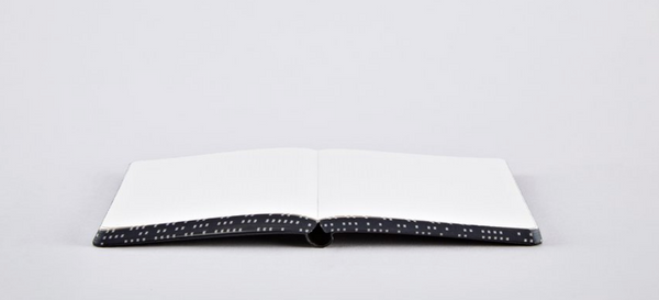 Analog Pixel Dot Notebook A6 - 11:11 Supply