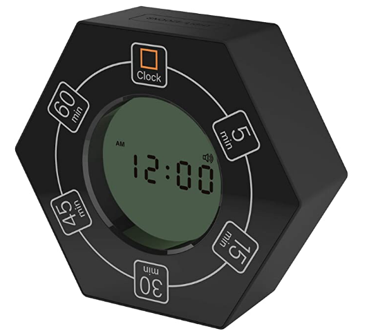 Productivity Hexagon Timer - 11:11 Supply