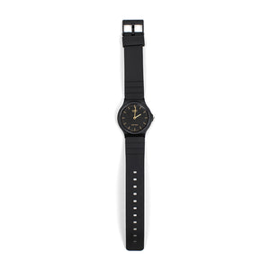 Casio Black & Gold Minimalist Watch - 11:11 Supply