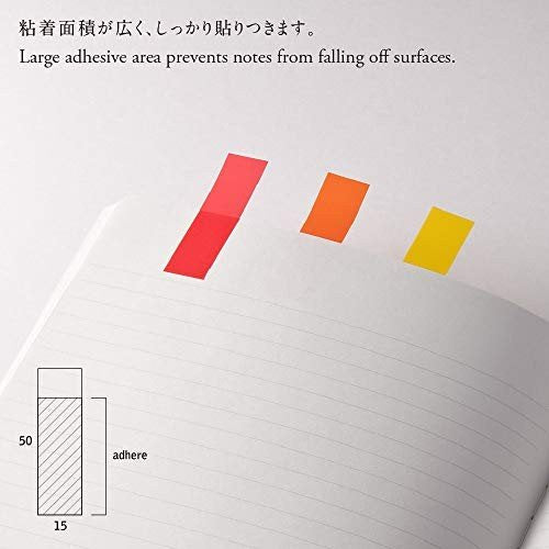 Stalogy Writable Strip Stickies - 11:11 Supply
