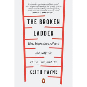 The Broken Ladder Paperback - 11:11 Supply