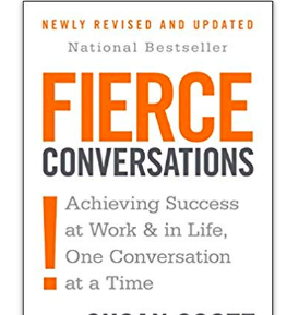 Fierce Conversations Paperback - 11:11 Supply