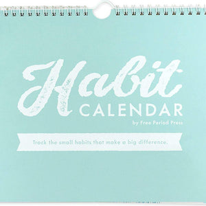 Motivating Habit Calendar - 11:11 Supply