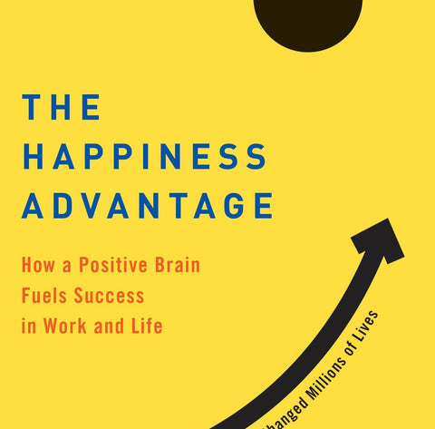 The Happiness Advantage Paperback - 11:11 Supply