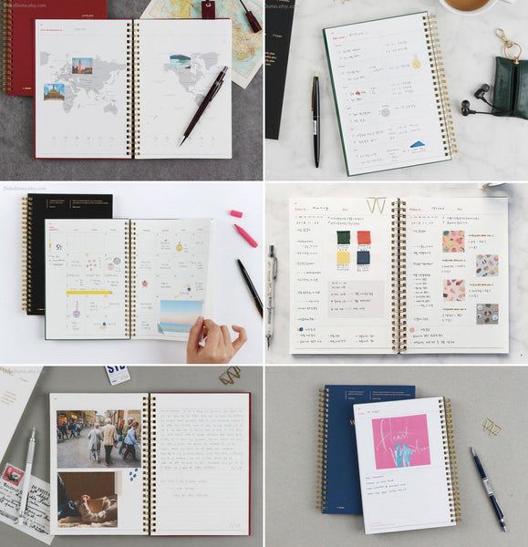 Day Classic Planner A5 White - 11:11 Supply