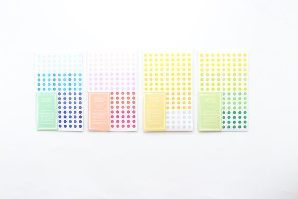 Dot Sticker Sets - 11:11 Supply