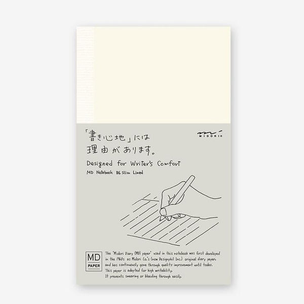 Slim Lined MD Notebook - 11:11 Supply