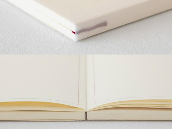 MD Midori Blank A5 Notebook: with Frame - 11:11 Supply