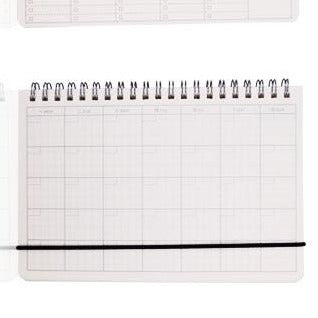 Minimalist Monthly Planner A5 - 11:11 Supply
