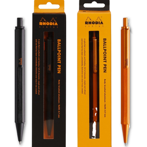 Rhodia Metal Body Pen - 11:11 Supply