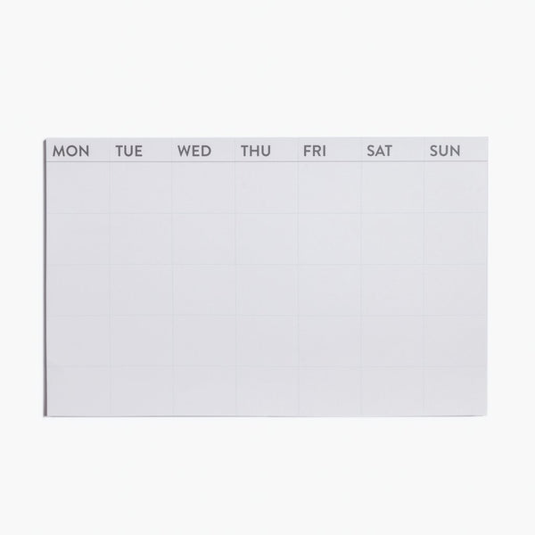 Poketo Monthly Large Sticky Sheets - 11:11 Supply