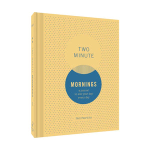 Two Minute Mornings Journal: Win Your Day, Every Day - 11:11 Supply